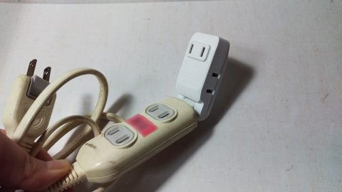 オーム電機「マイクロタップ」_IMAG0254